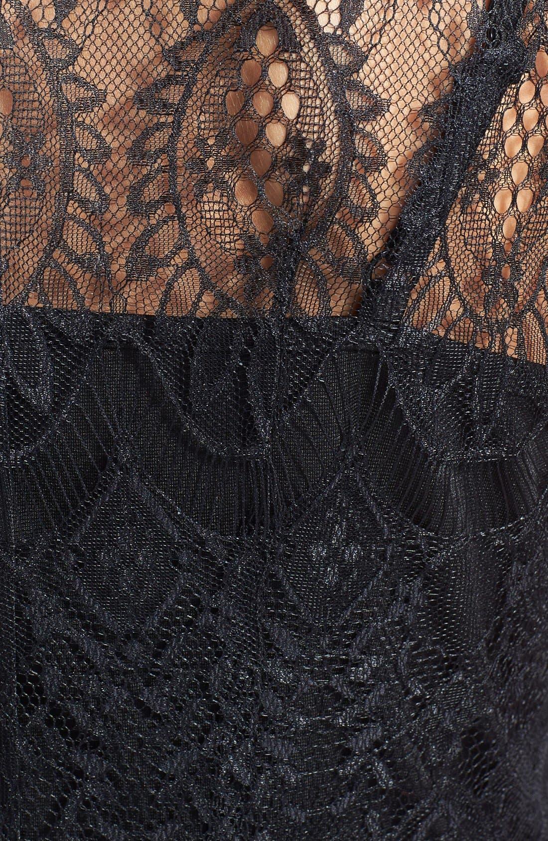 Alternate Image 3  - MINKPINK 'Surrender' Illusion Yoke Lace Dress