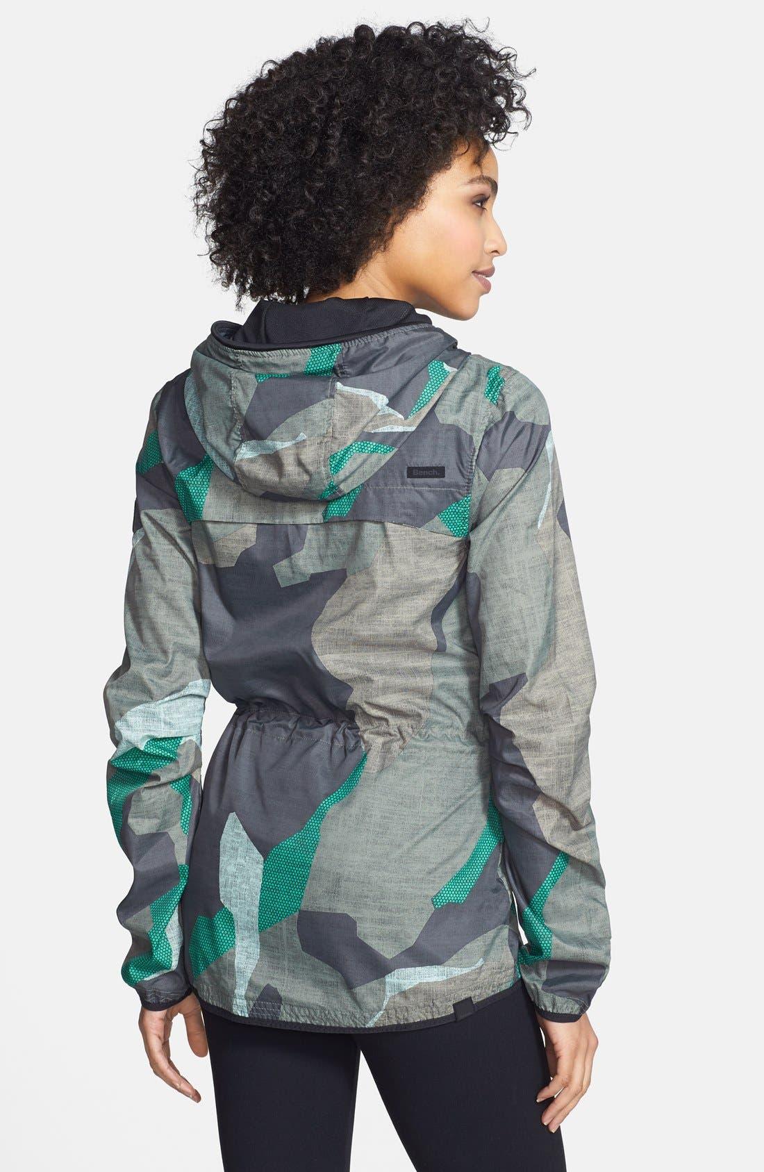 Alternate Image 2  - Bench 'Soldery' Hooded Jacket