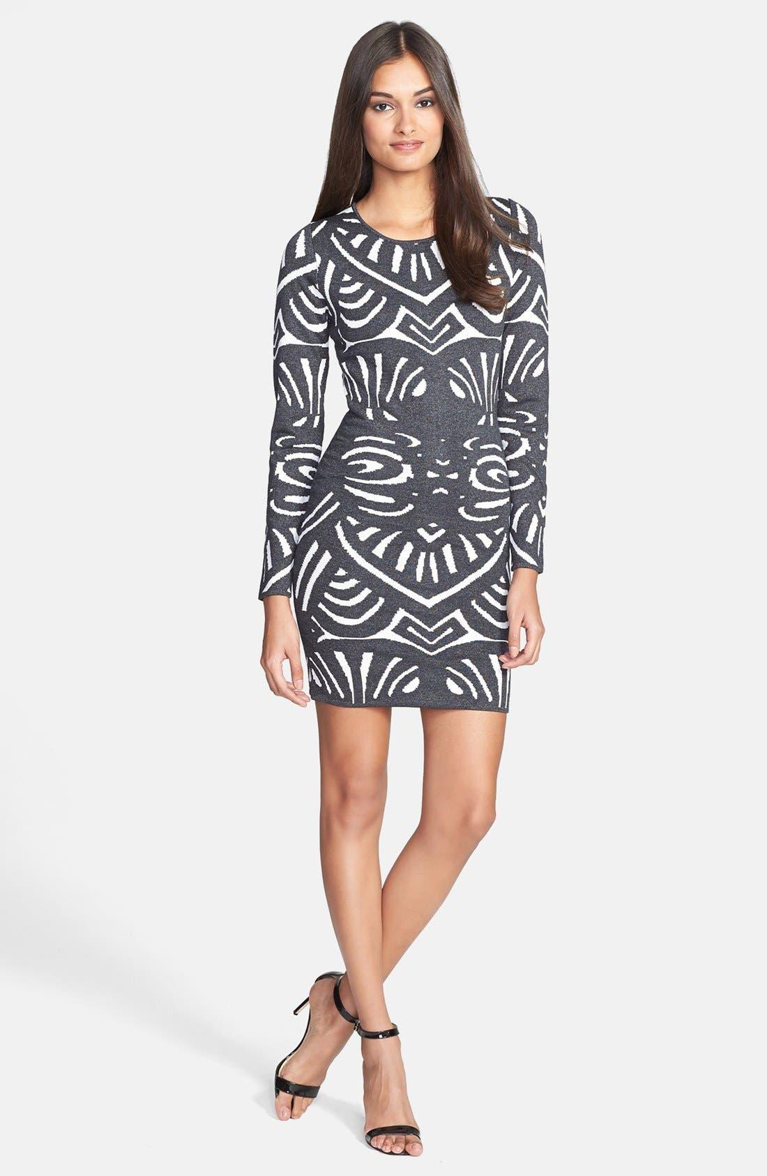 Alternate Image 1 Selected - Parker 'Chamberlain' Knit Sheath Dress