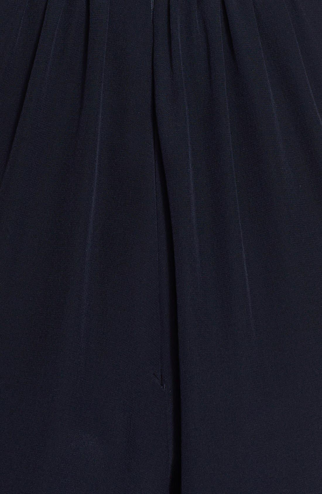 Alternate Image 3  - Victoria, Victoria Beckham Silk Crêpe de Chine Dress