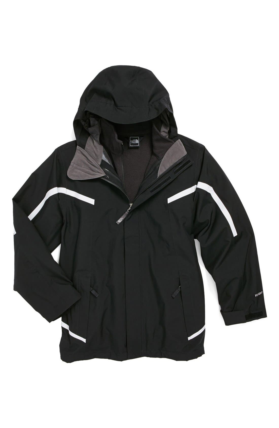 Main Image - The North Face 'Nimbostratus' TriClimate® Jacket (Little Boys)
