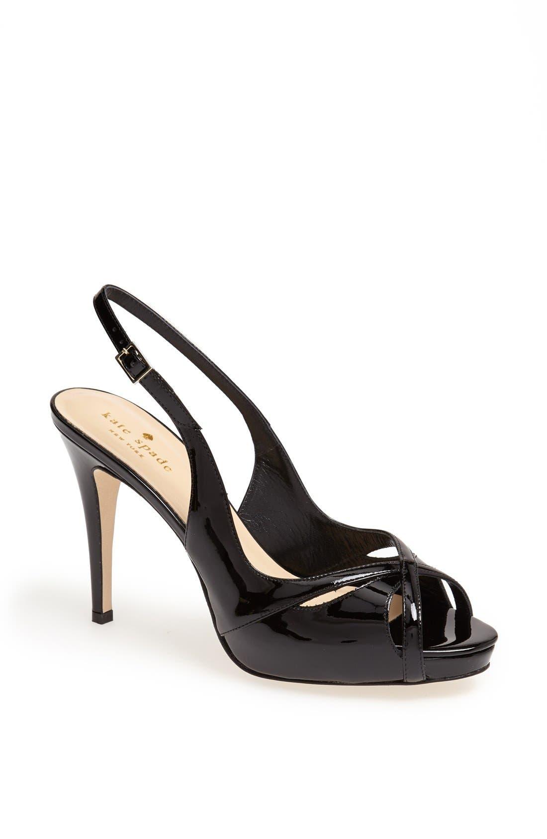 Alternate Image 1 Selected - kate spade new york 'genna' sandal