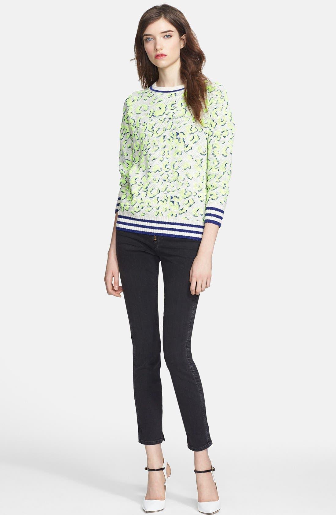 Alternate Image 3  - Mcginn 'Taylor' Leopard Sweater