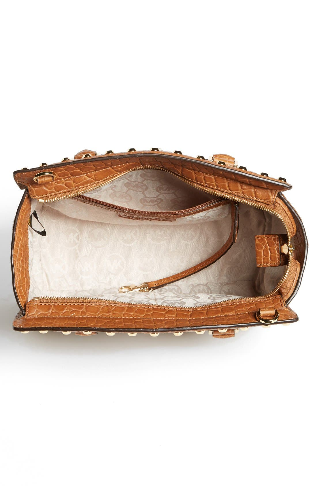 Alternate Image 3  - MICHAEL Michael Kors 'Medium Selma' Studded Satchel