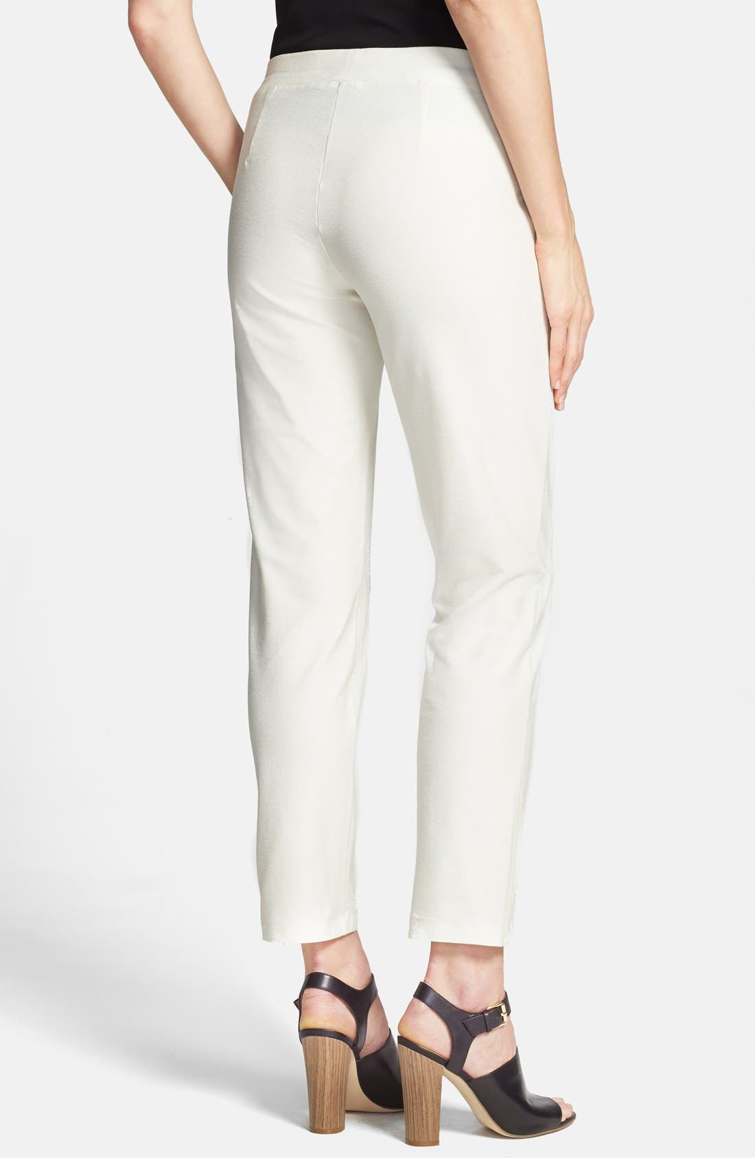Alternate Image 2  - Eileen Fisher Slim Ankle Pants