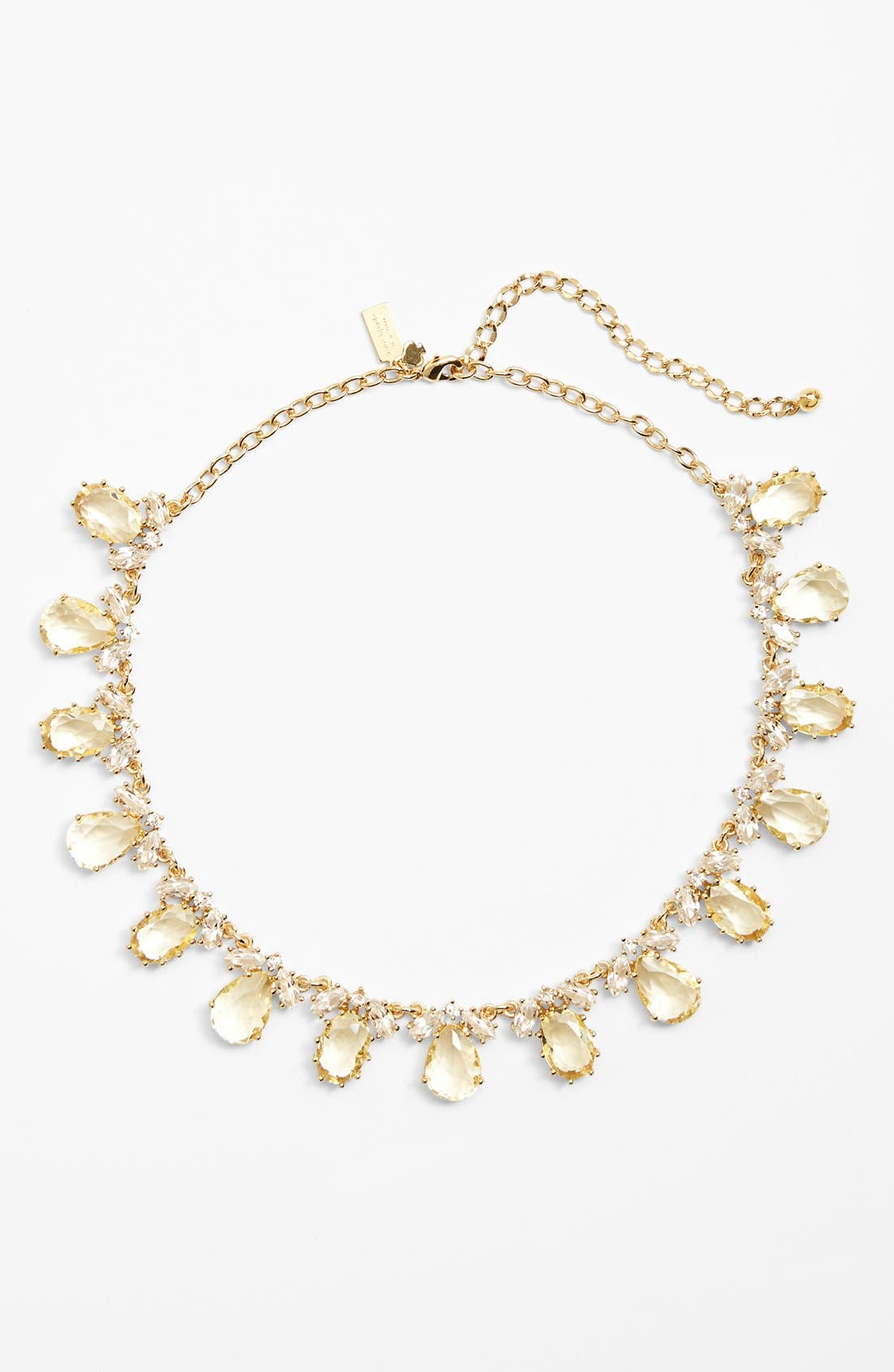 Alternate Image 2  - kate spade new york 'up the ante' stone collar necklace