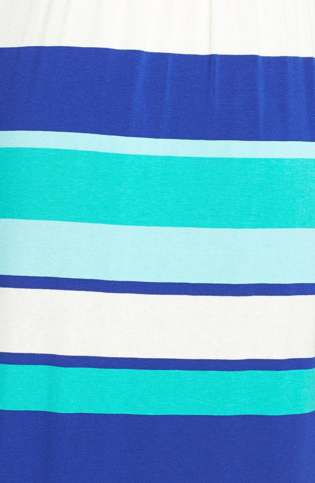 Alternate Image 3  - LAmade Stripe Strapless Maxi Dress