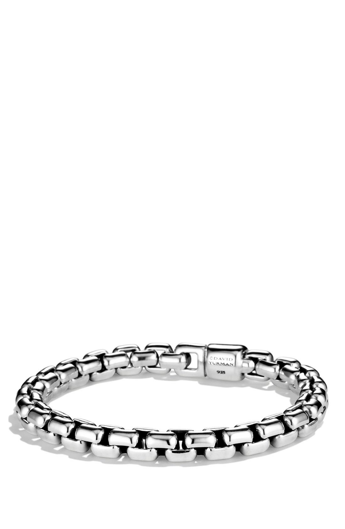 Alternate Image 1 Selected - David Yurman 'Chain' Box Chain Bracelet