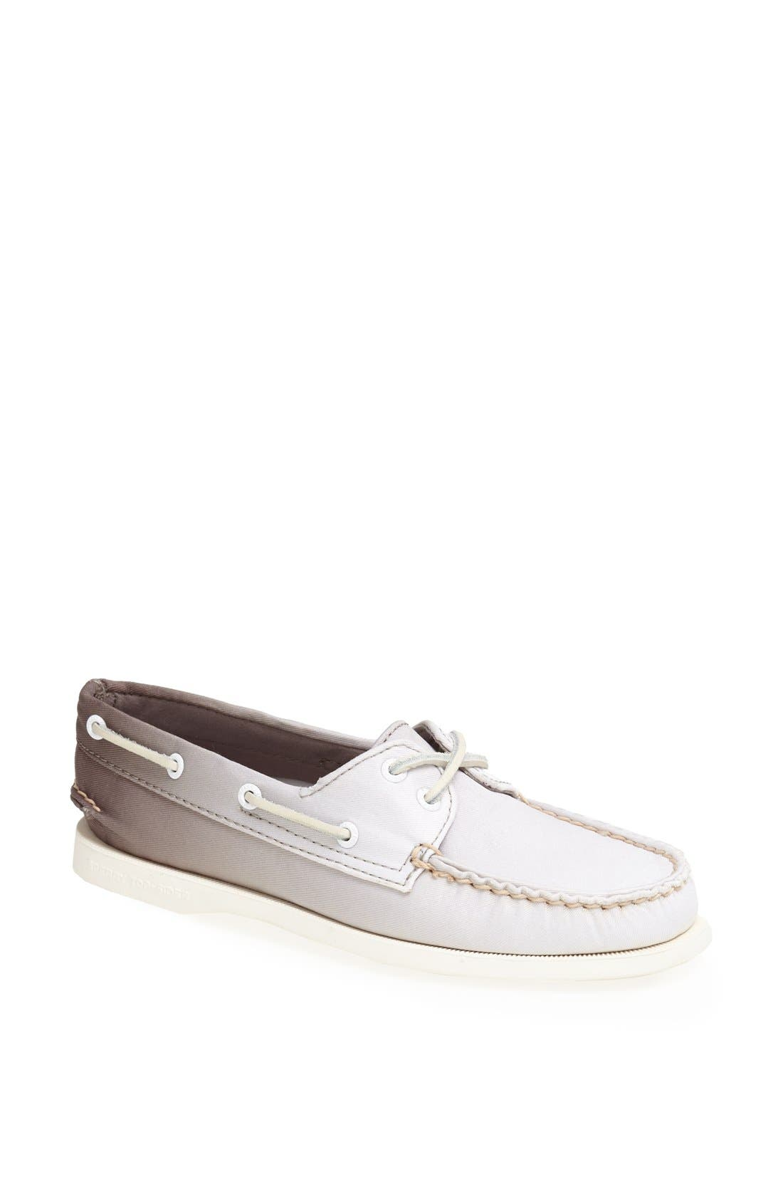 Alternate Image 1 Selected - Sperry 'Authentic Original' Boat Shoe (Women)