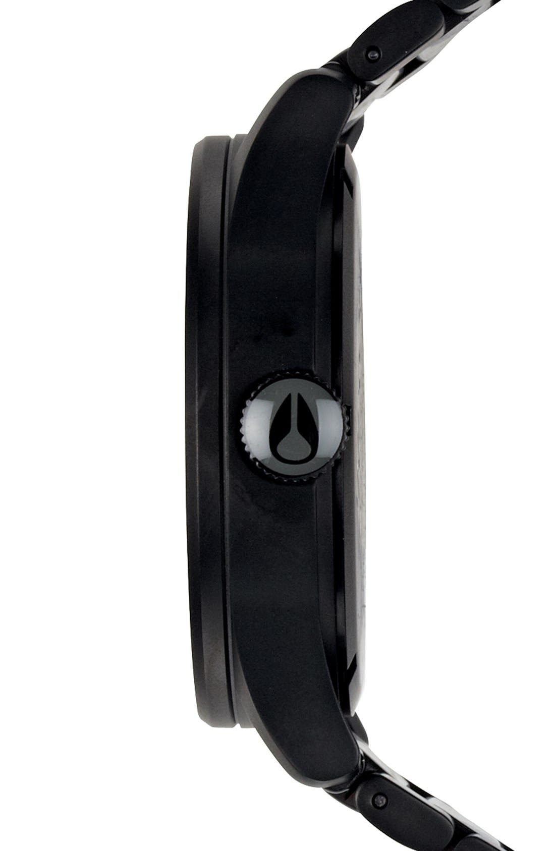 Alternate Image 3  - Nixon Sentry Bracelet Watch, 42mm