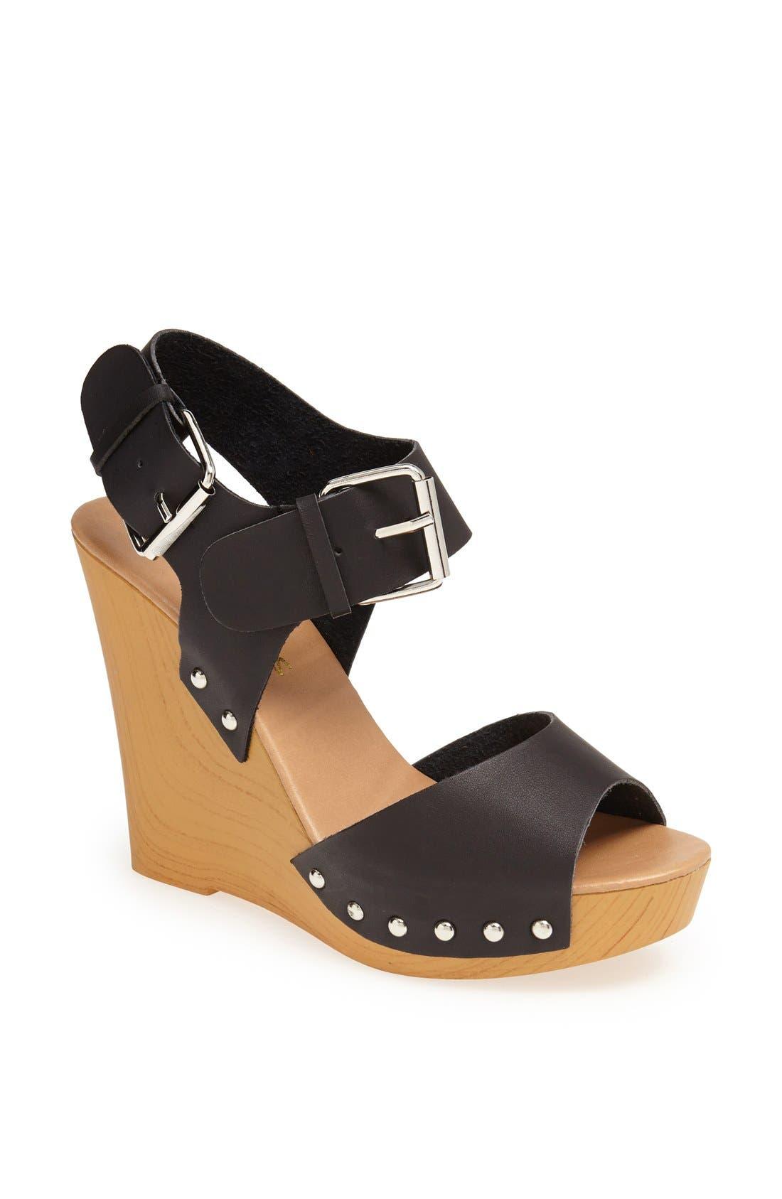 Main Image - Matisse 'Peace' Wedge Sandal