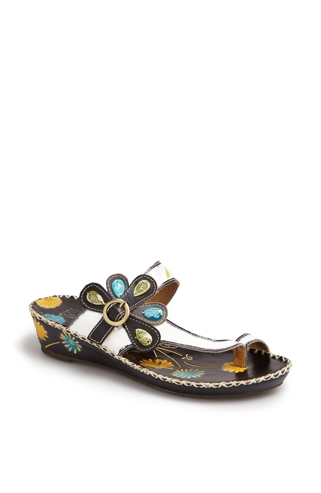 Alternate Image 1 Selected - Spring Step 'Santorini' Sandal