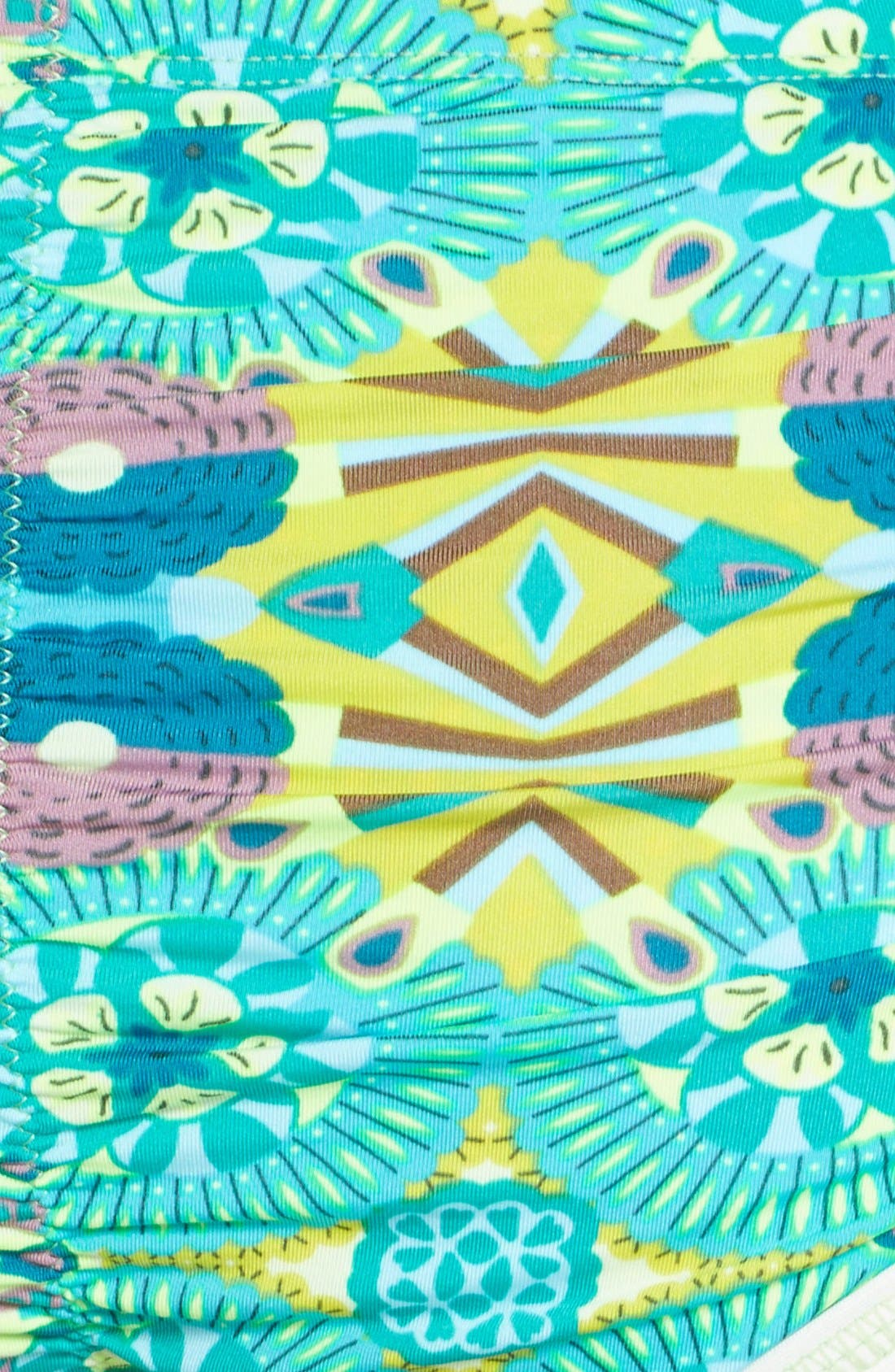 Alternate Image 5  - Maaji 'Wandering Citrus' Reversible Bikini Bottoms