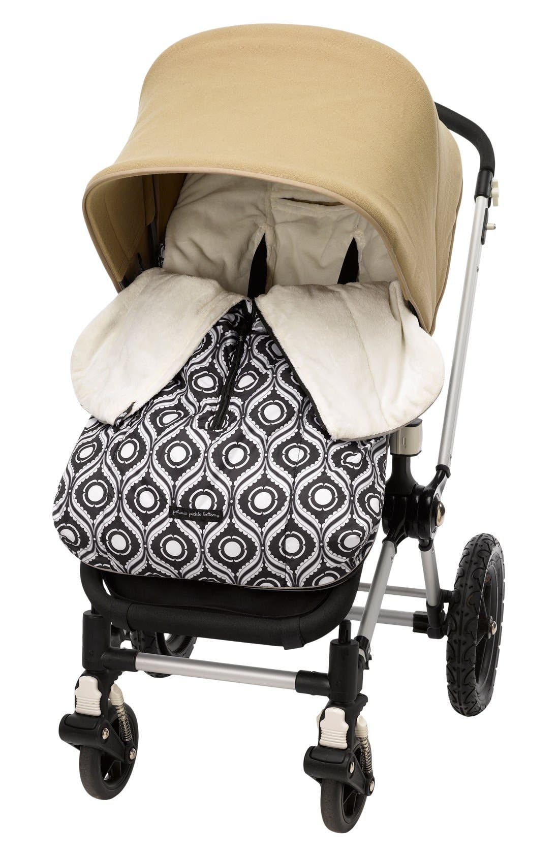 Main Image - Petunia Pickle Bottom Stroller Footmuff