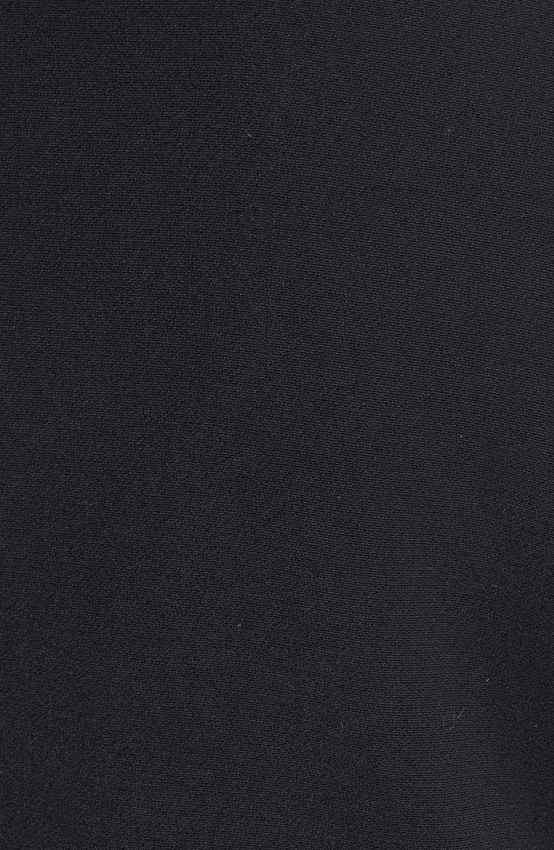 Alternate Image 3  - Anne Klein Side Zip Blazer (Plus Size)