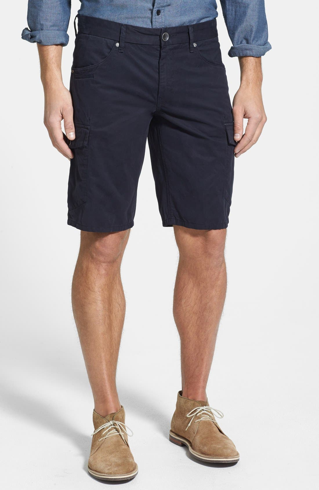 Alternate Image 1 Selected - BOSS Orange Cargo Shorts