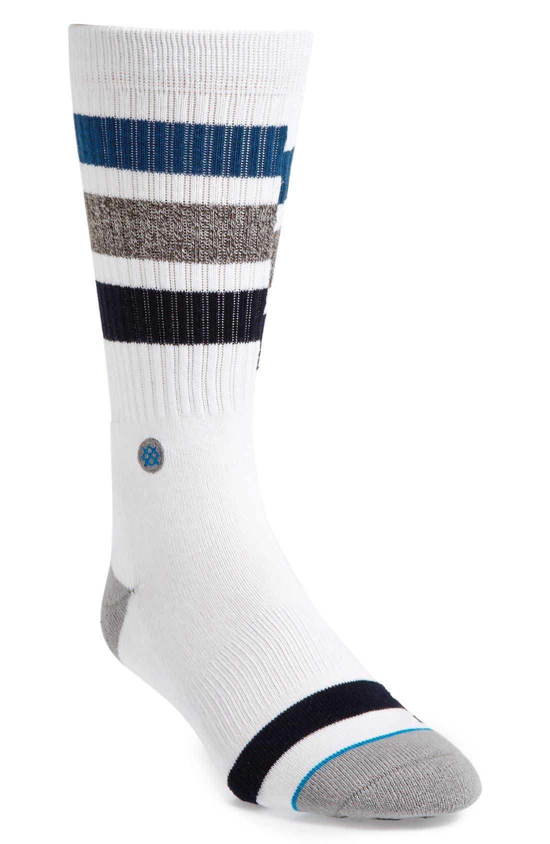 Alternate Image 1 Selected - Stance 'Abbott' Socks