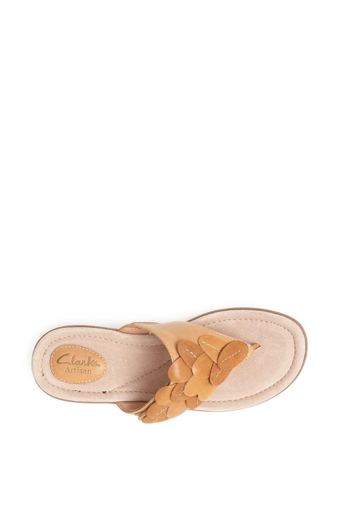 Alternate Image 3  - Clarks® 'Reid Ricki' Sandal