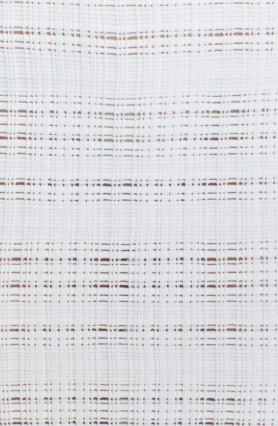 Alternate Image 3  - Narciso Rodriguez Illusion Sheath Dress
