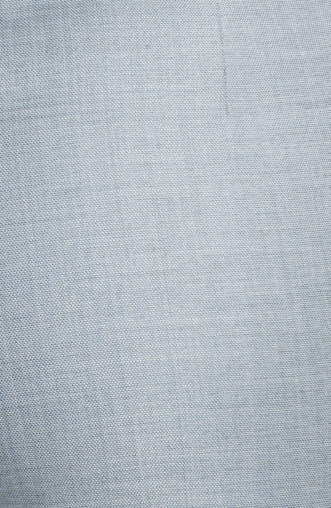 Alternate Image 3  - BOSS HUGO BOSS 'Tillina' Stretch Wool Blend Trousers