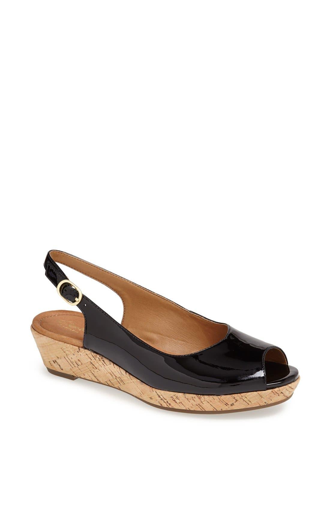 Alternate Image 1 Selected - Clarks® 'Orlena Currant' Sandal (Regular Retail Price: $99.95)