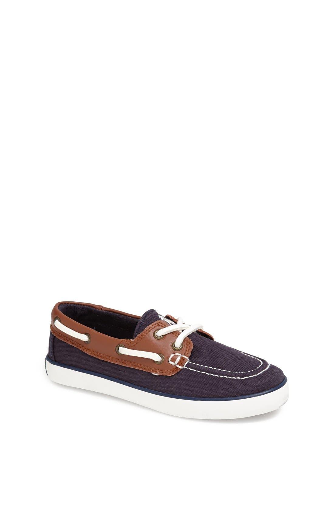 Ralph Lauren Sander Boat Shoe Toddler Little Kid & Big