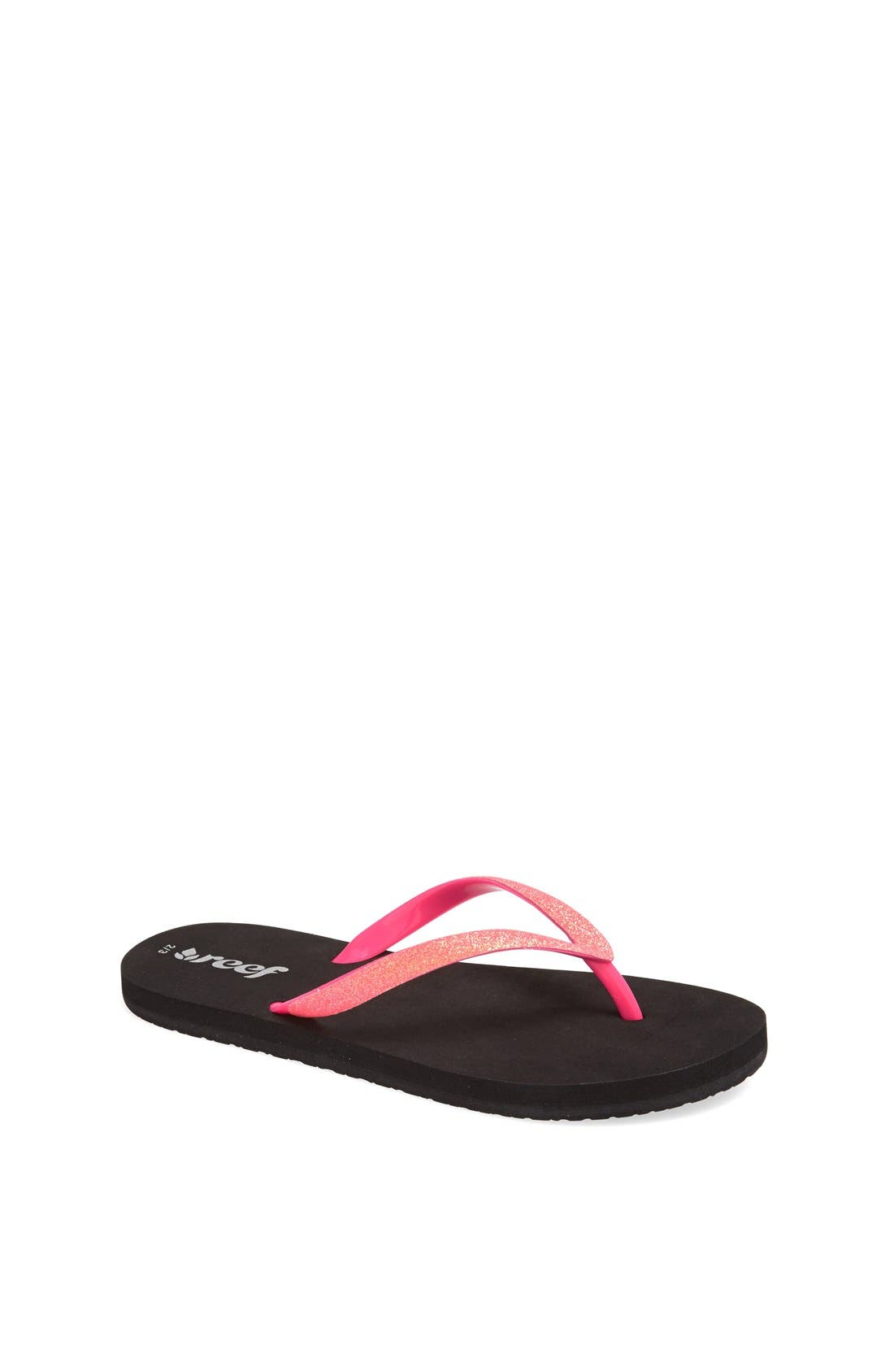 Alternate Image 1 Selected - Reef 'Little Stargazer' Flip Flop (Toddler, Little Kid & Big Kid)