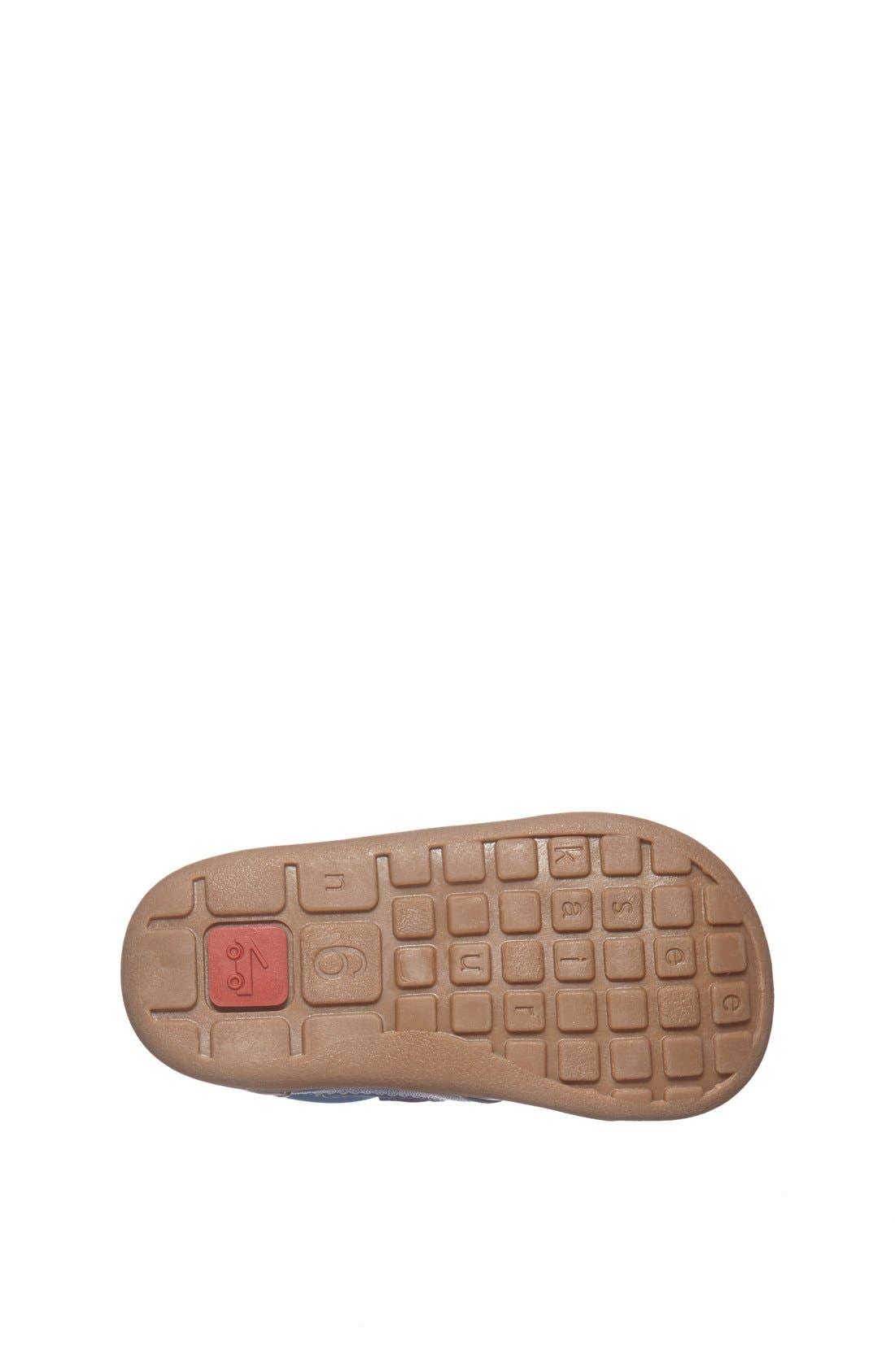 Alternate Image 4  - See Kai Run 'Cash' Sneaker (Baby & Walker)