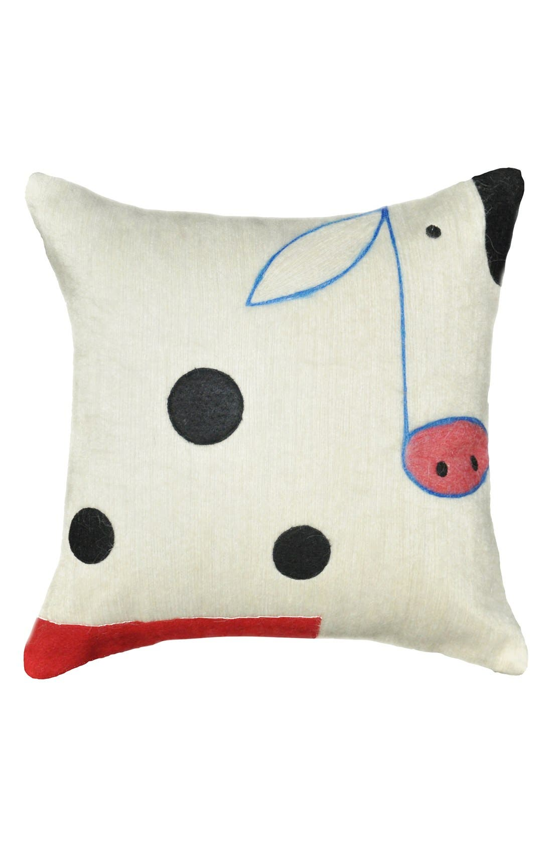 Alternate Image 1 Selected - Amity Home 'Cow' Accent Pillow