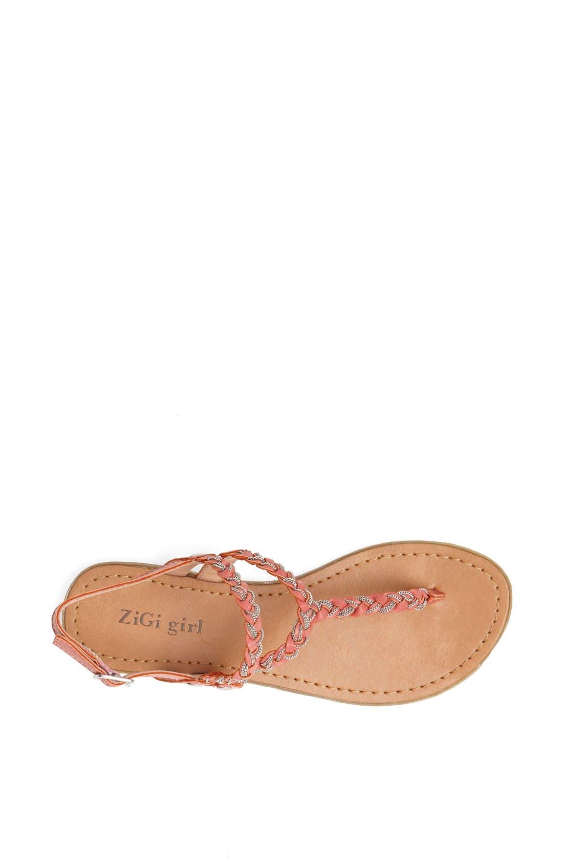 Alternate Image 3  - ZiGi girl 'Articulate' Sandal