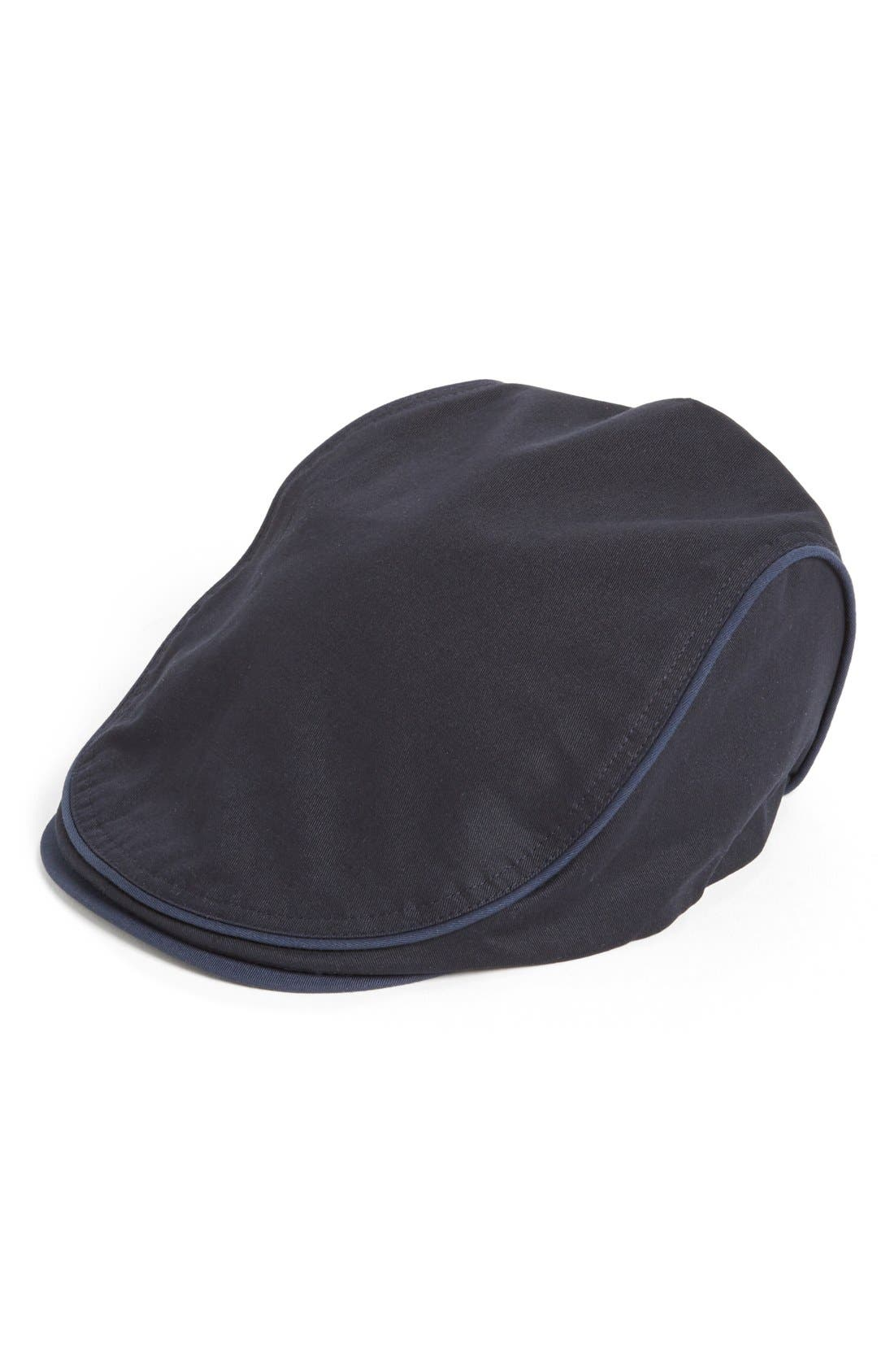 Main Image - Ted Baker London Cotton Driving Cap