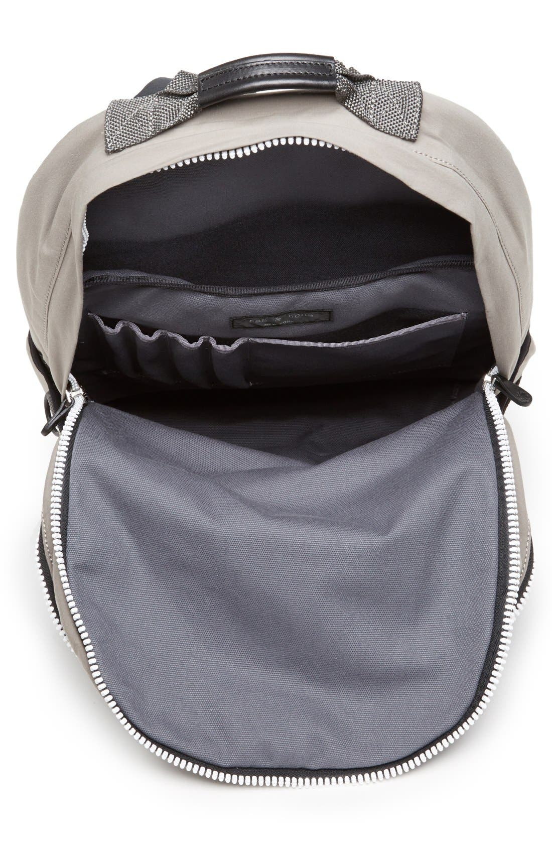 Alternate Image 3  - rag & bone 'Sporty' Backpack