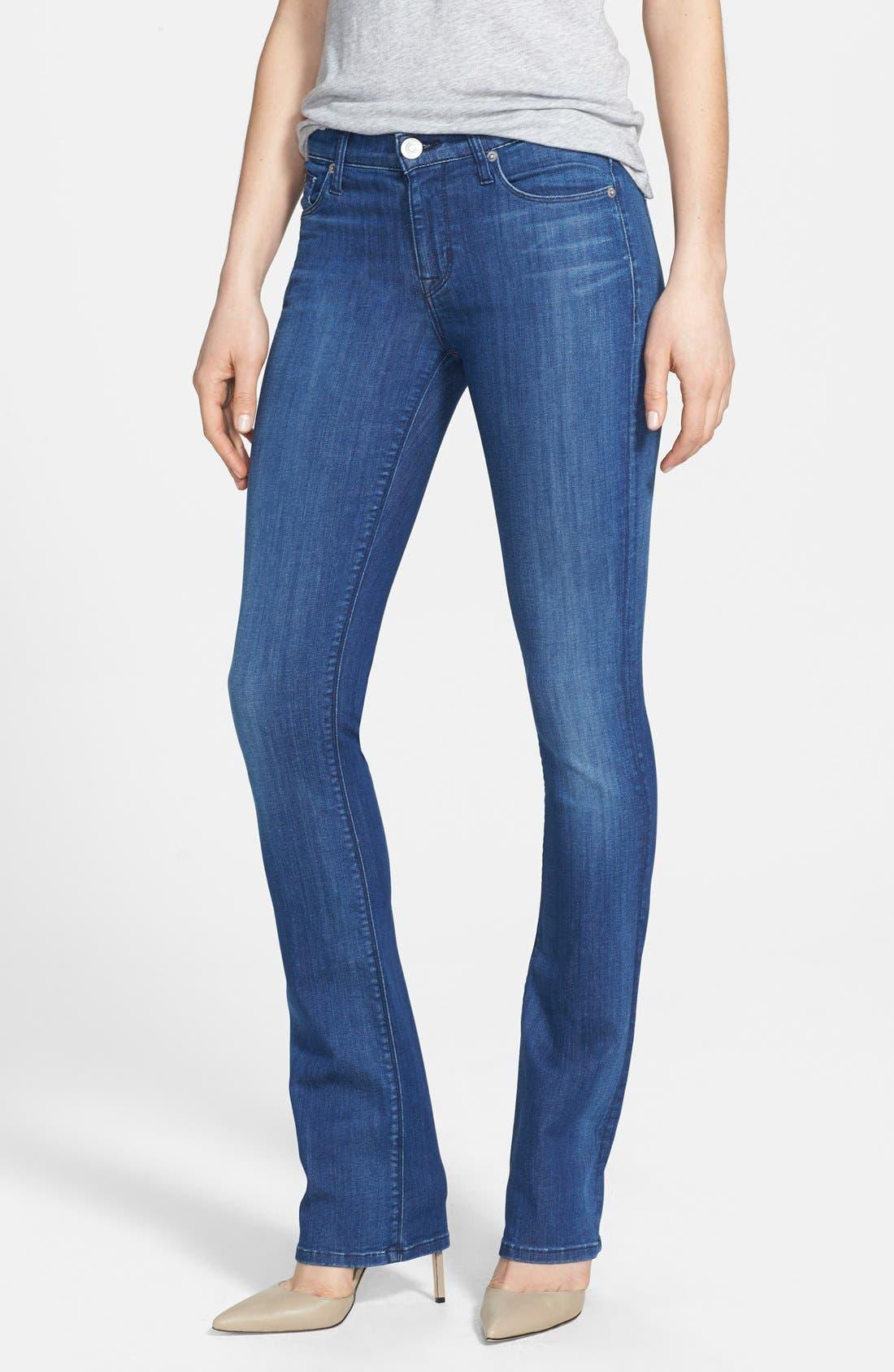 Alternate Image 1 Selected - Hudson Jeans 'Elle' Baby Bootcut Jeans