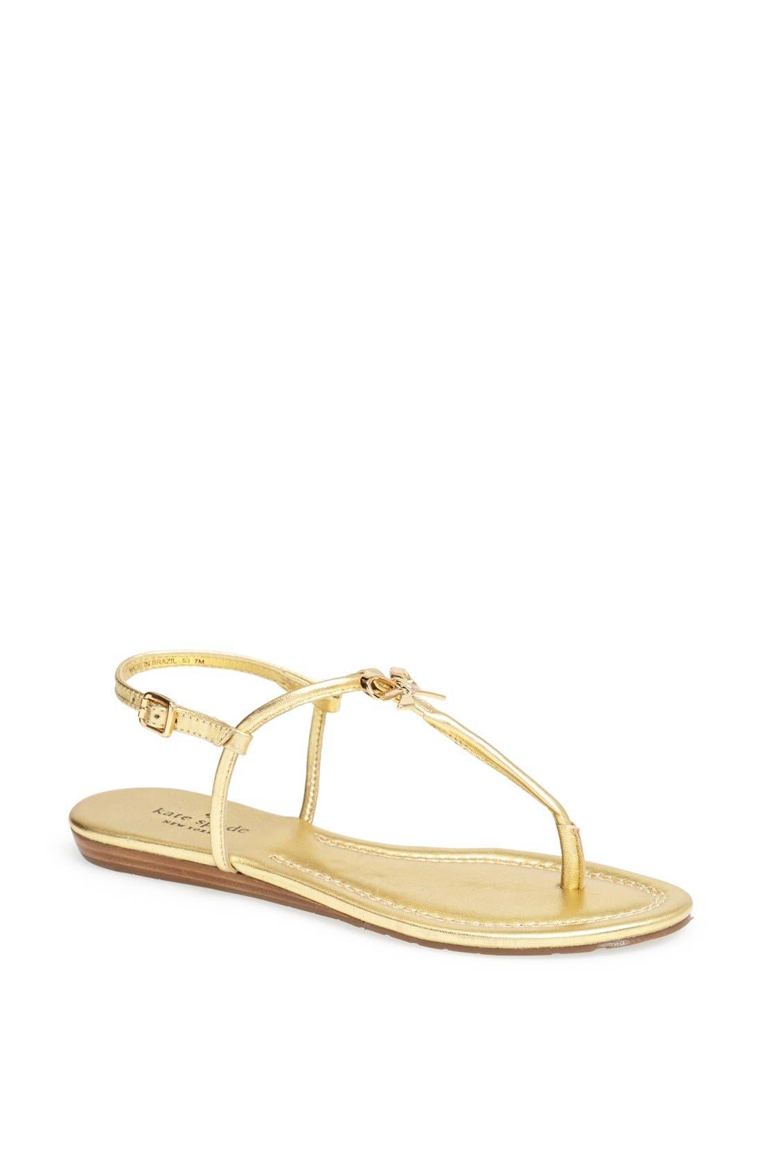 Alternate Image 1 Selected - kate spade new york 'tracie' sandal