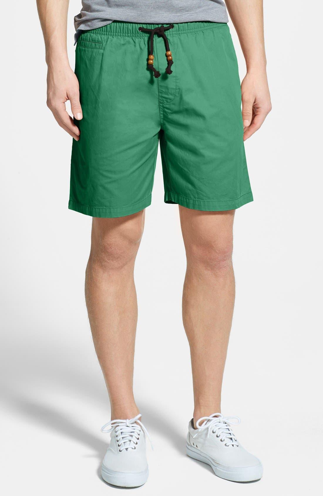 Alternate Image 1 Selected - Vintage 1946 'Sahara' Vintage Washed Twill Shorts