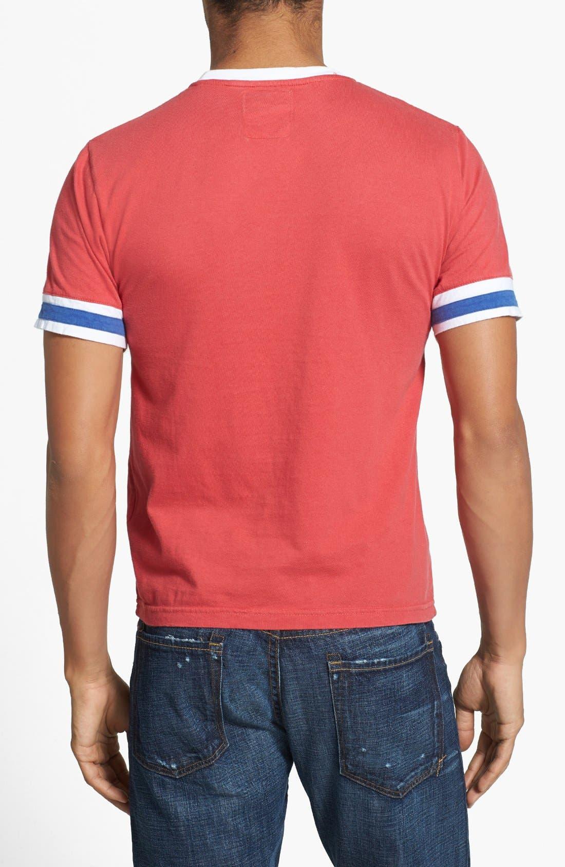 Alternate Image 2  - Red Jacket 'Canadians' T-Shirt (Men)