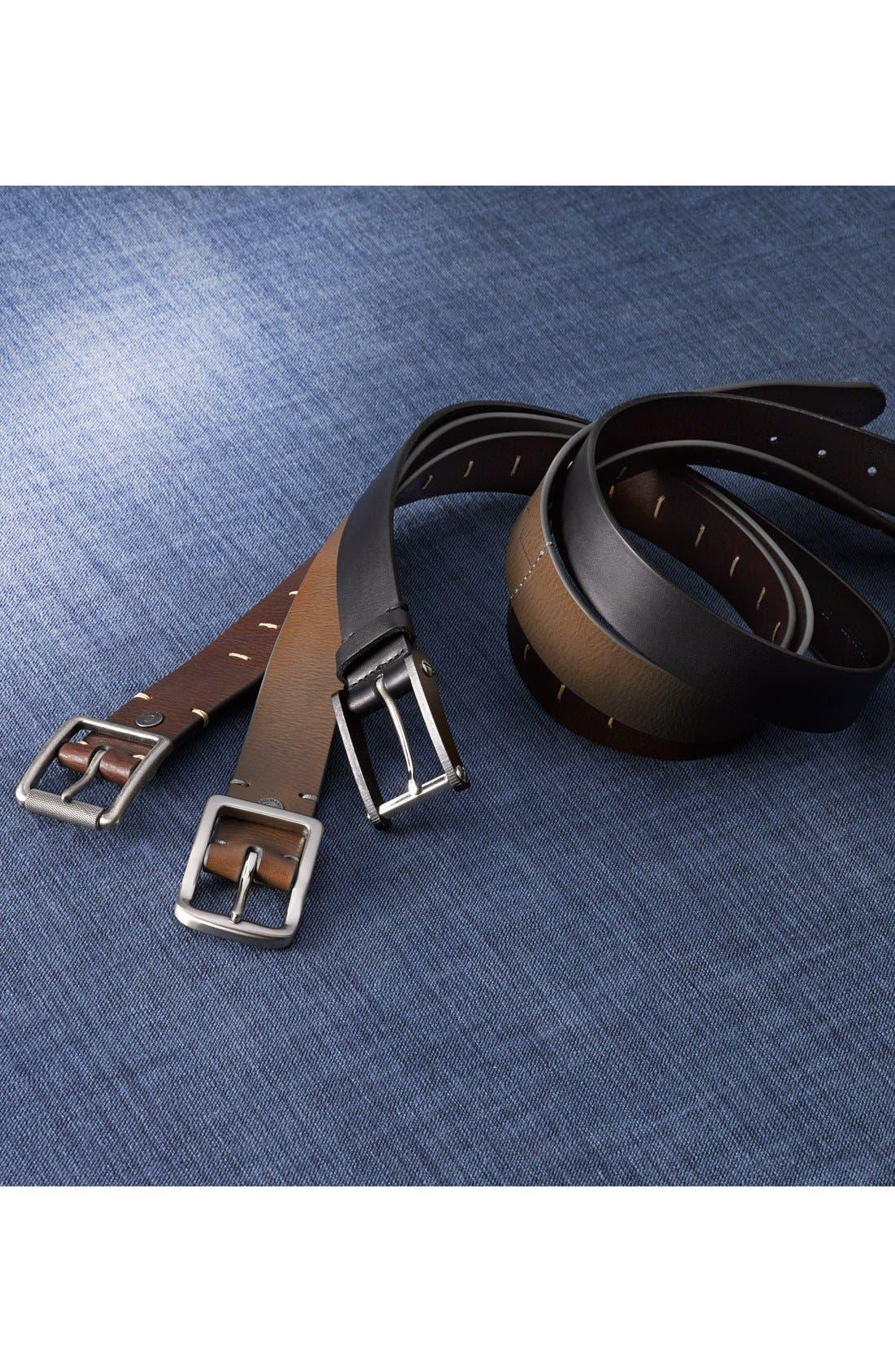 Alternate Image 2  - 7 For All Mankind® Leather Belt