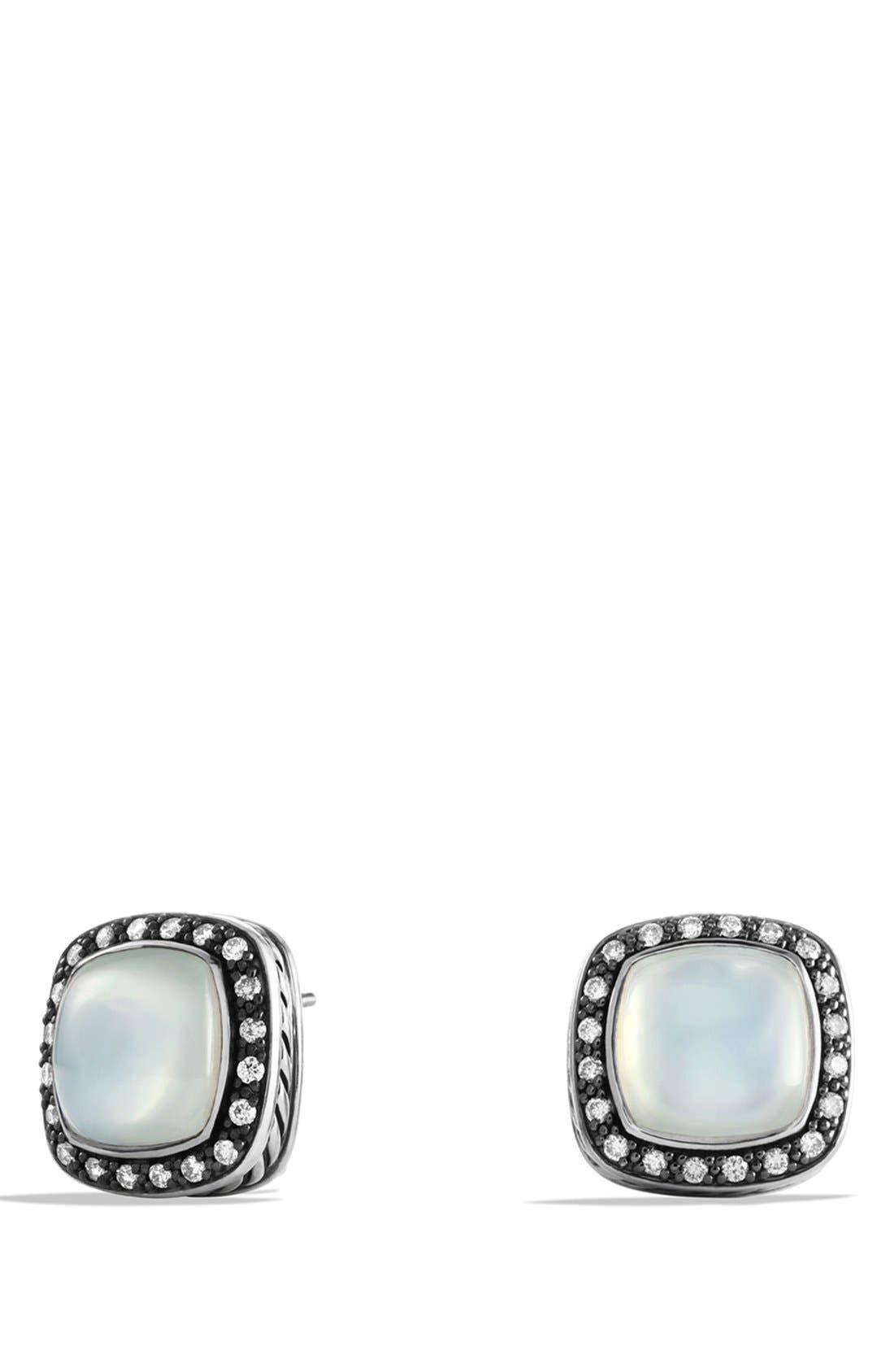 Main Image - David Yurman 'Midnight Mélange' Pavé Diamond Earrings