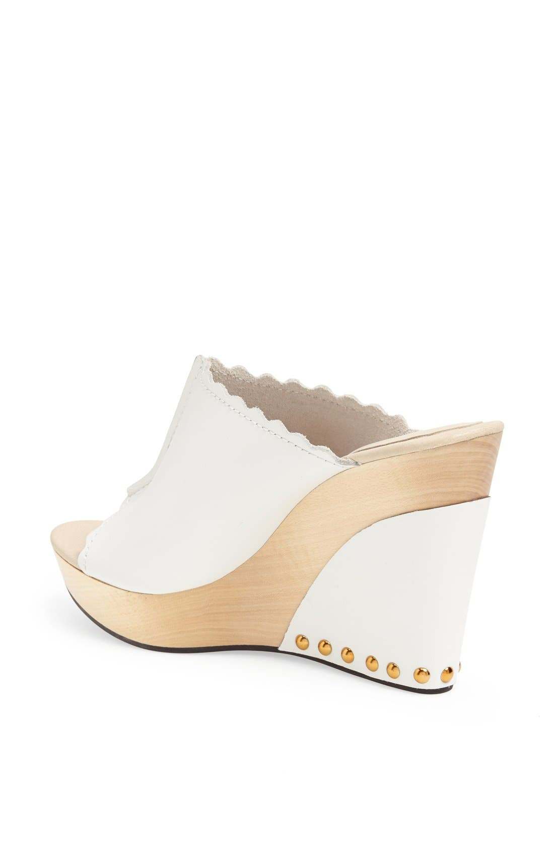 Alternate Image 2  - See by Chloé Wedge Slide Sandal (Online Only)