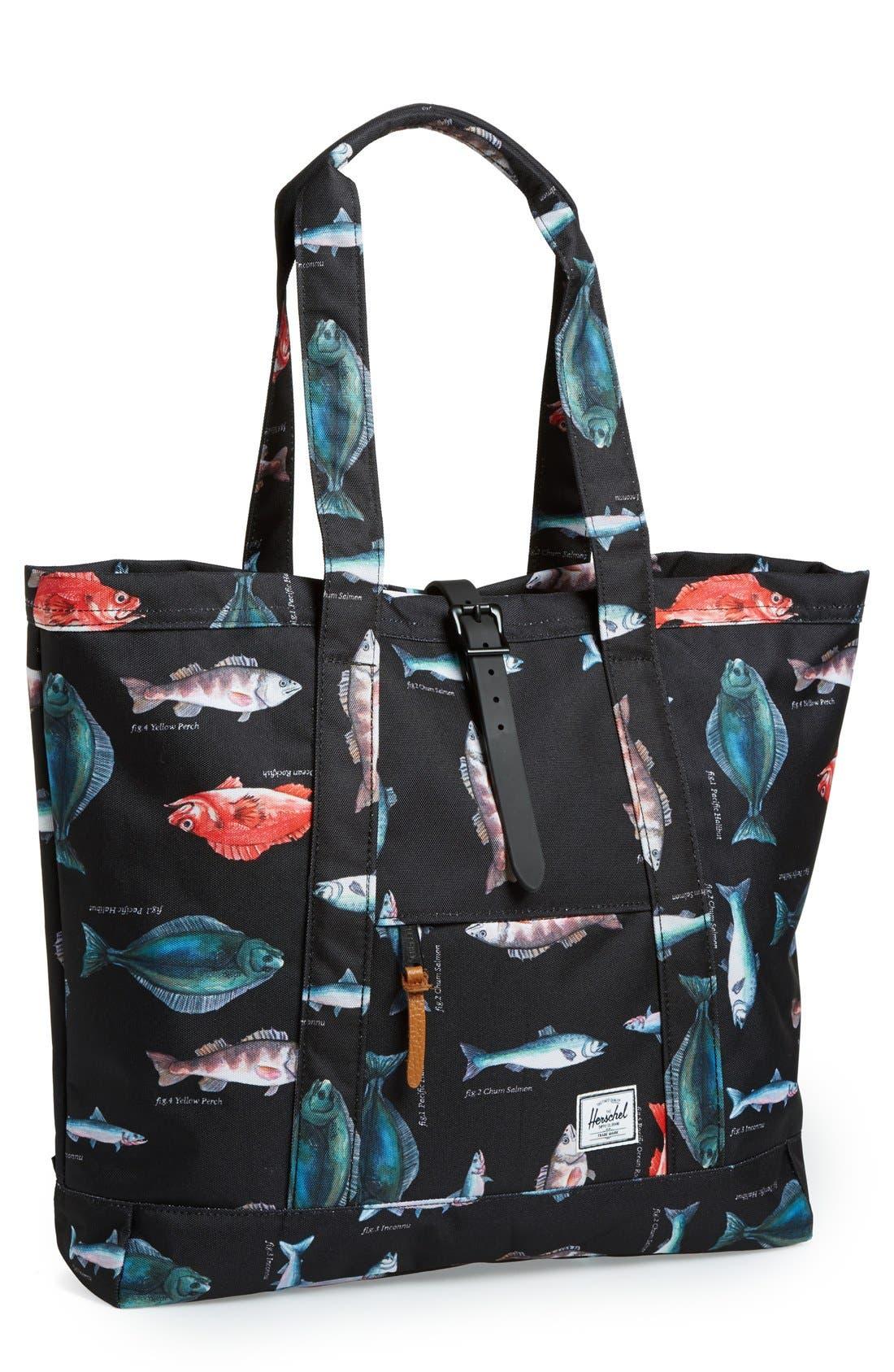 Alternate Image 1 Selected - Herschel Supply Co. 'Market XL' Tote Bag