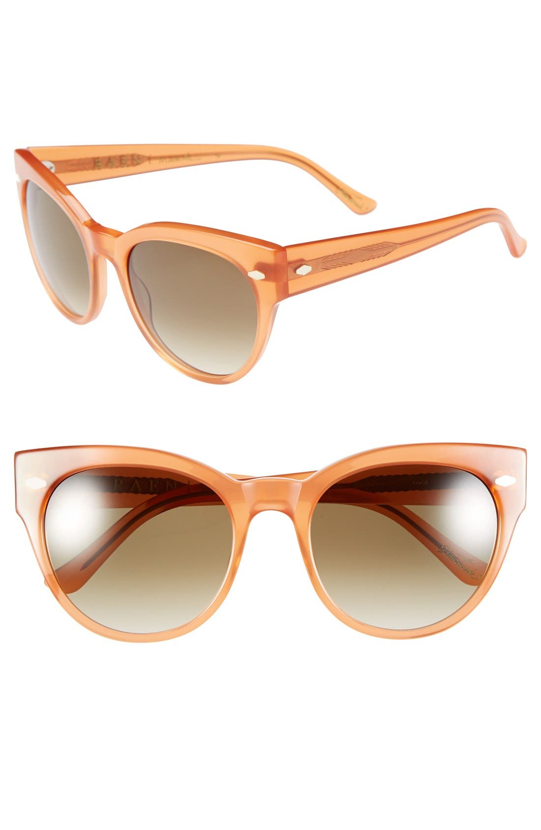 Main Image - Furla 54mm Sunglasses