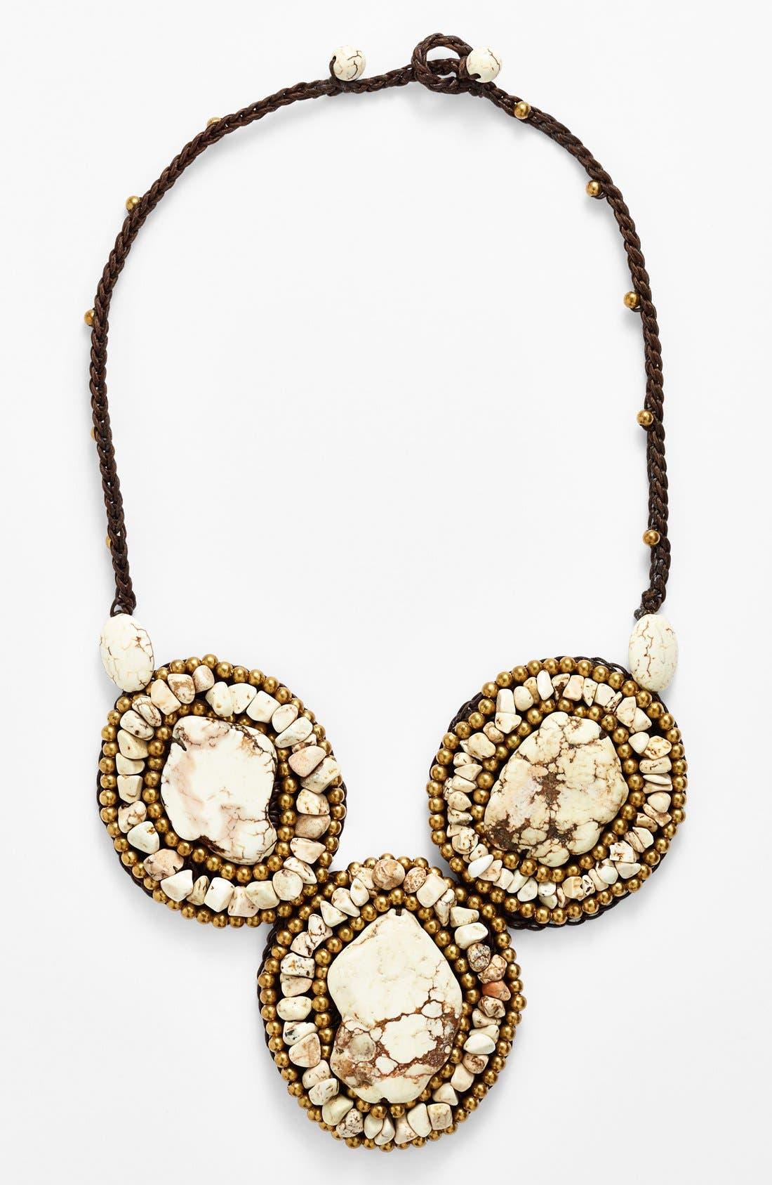 Main Image - Panacea Bib Necklace