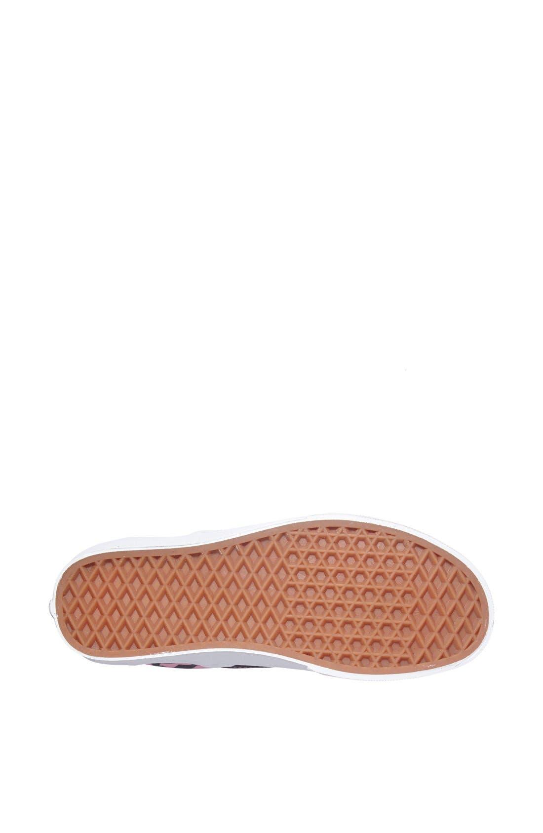 Alternate Image 4  - Vans 'Sea of Monster' Slip-On Sneaker (Women)