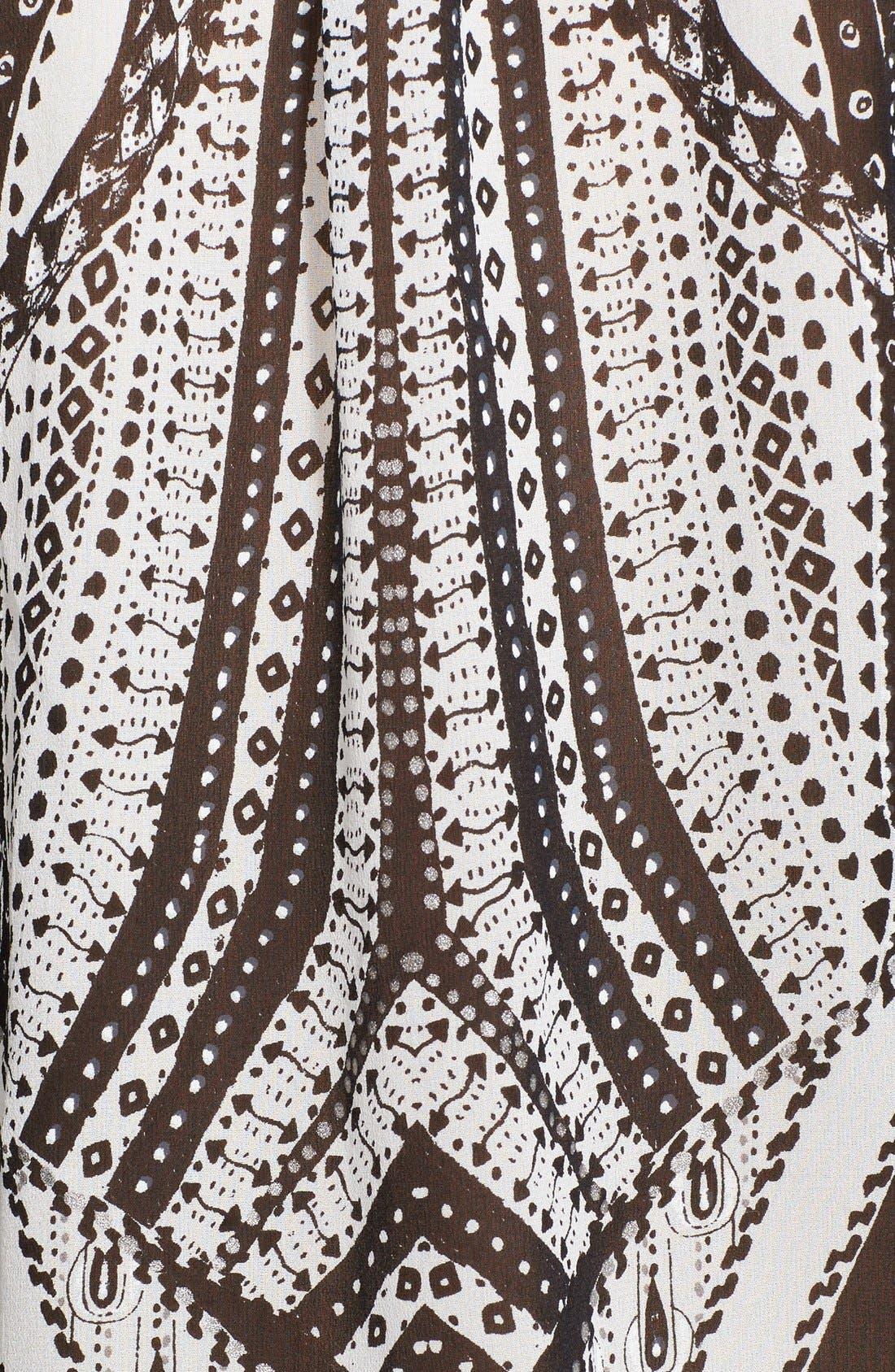 Alternate Image 3  - Roberto Cavalli Print Silk Blouse