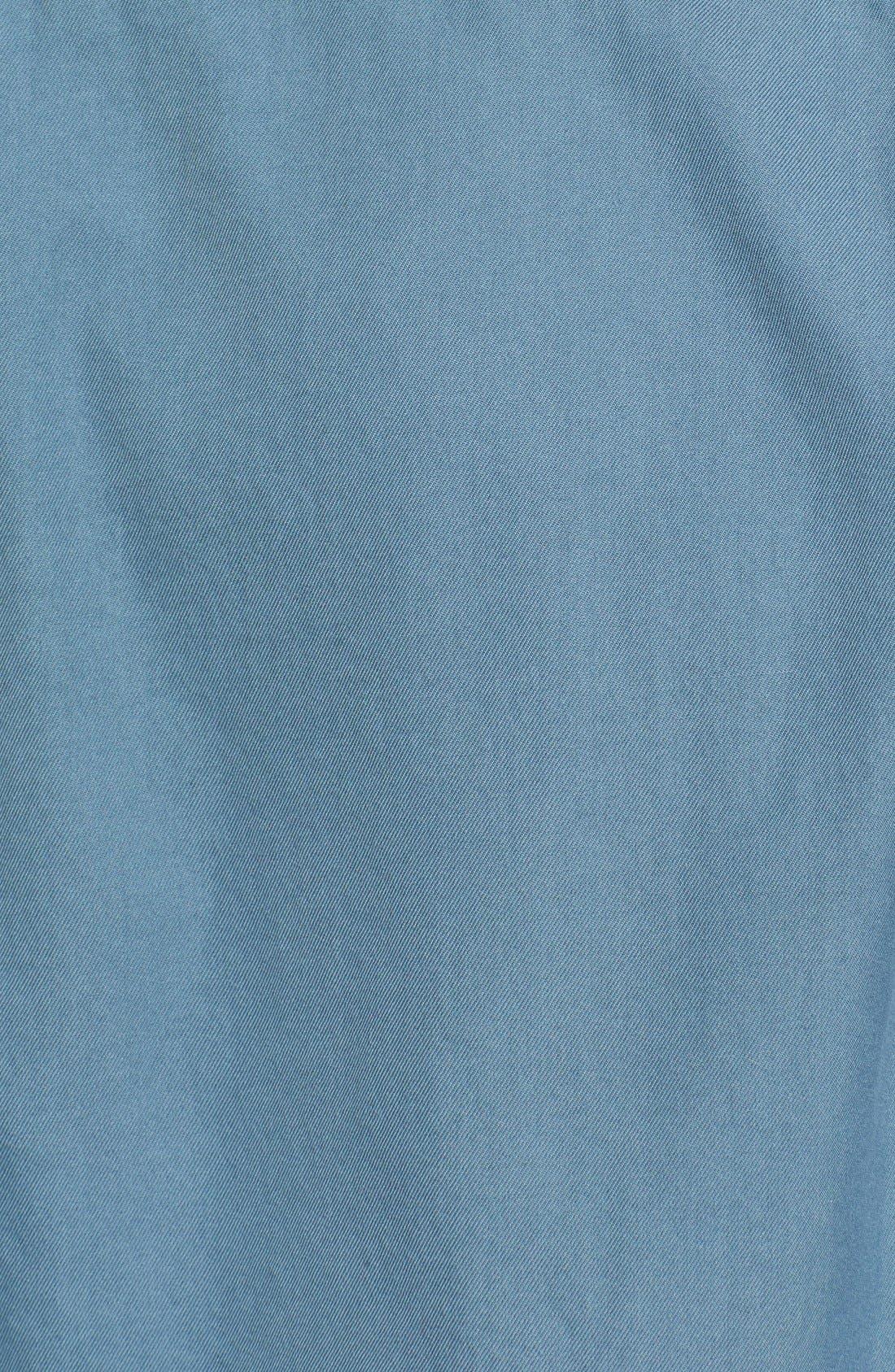 Alternate Image 3  - Faherty 'Sea View' Twill Sport Shirt