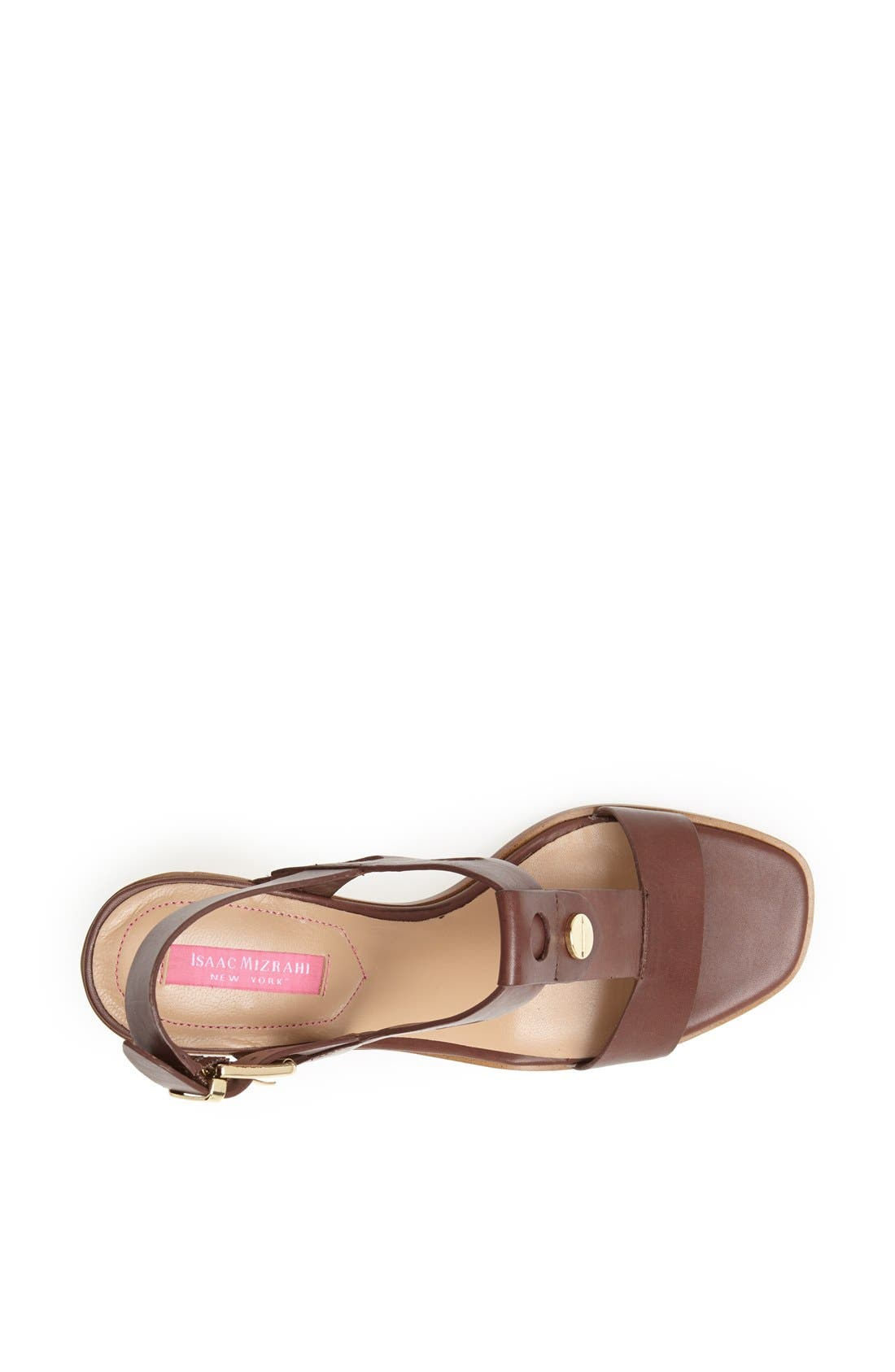 Alternate Image 3  - Isaac Mizrahi New York 'Sasha' Sandal