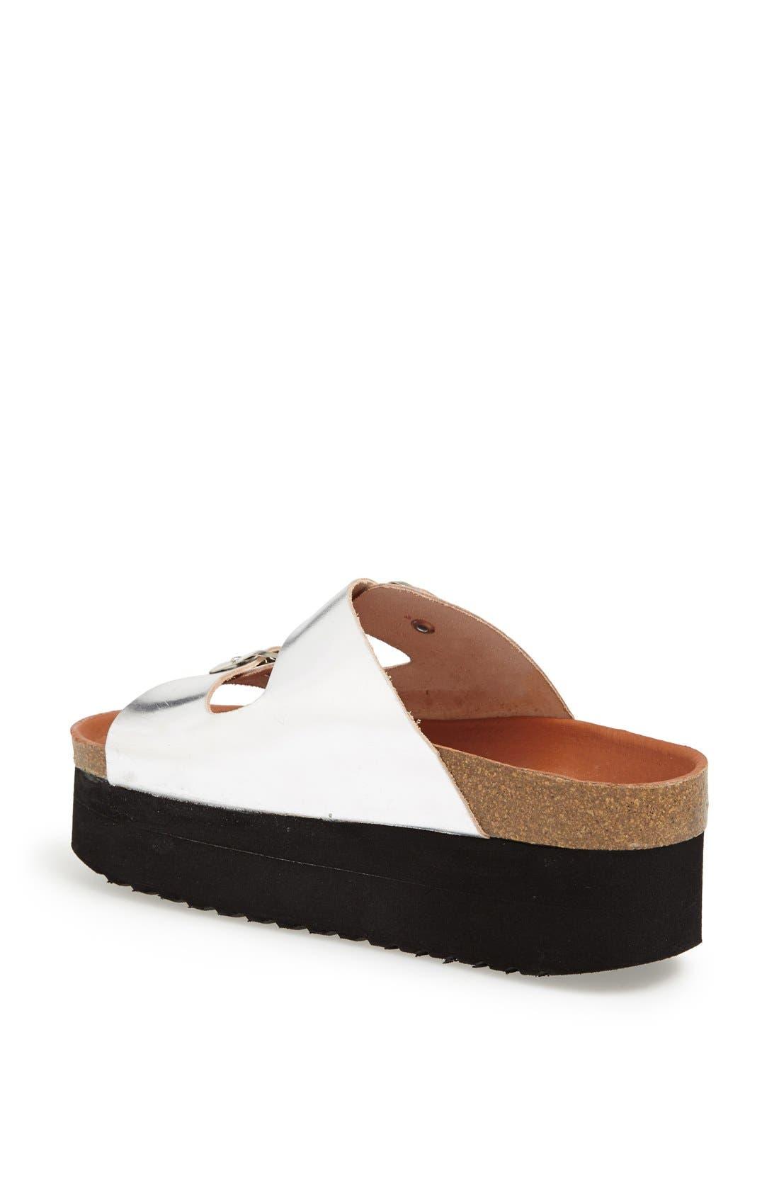 Alternate Image 2  - SIXTYSEVEN 'Indigo' Sandal