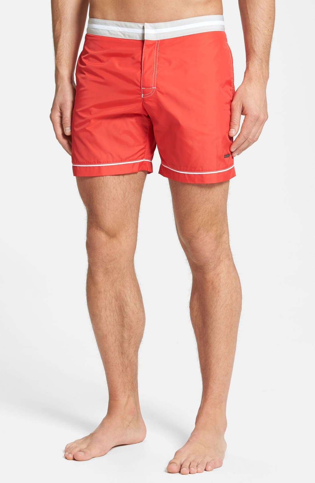Main Image - Parke & Ronen 'Corfu' Swim Trunks