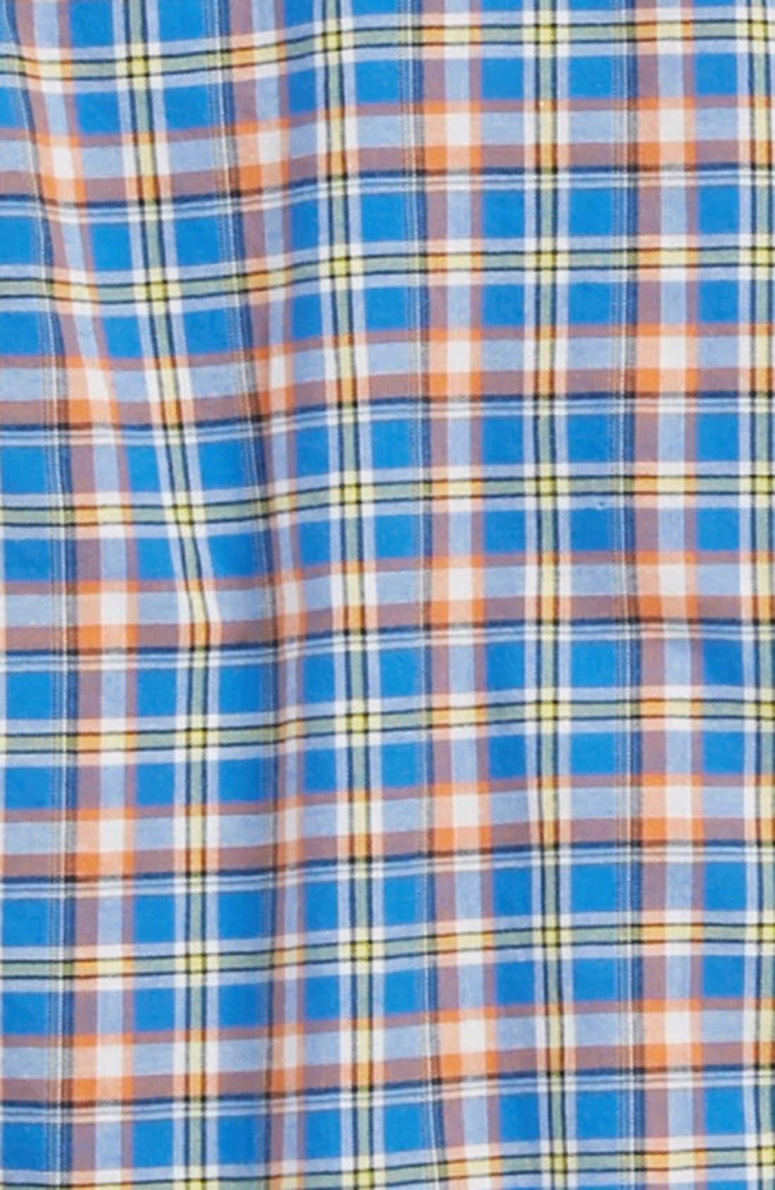 Alternate Image 2  - Ralph Lauren Plaid Shirt (Toddler Boys)