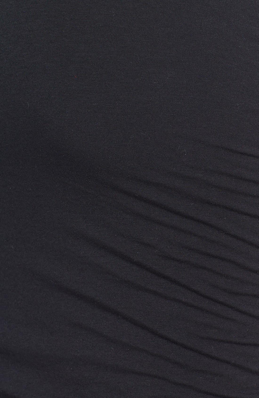Alternate Image 3  - Splendid Side Ruched Skirt
